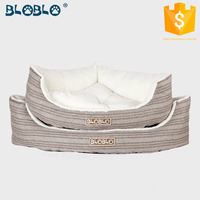 Factory luxury dog house dog cage pet house dog bed