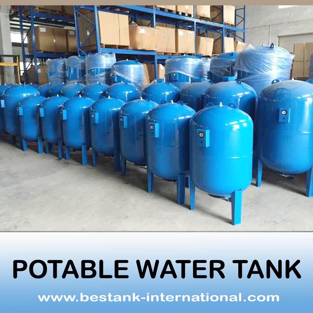 Potable Pressure Tanks 100l Buy Water Pressure Vessel