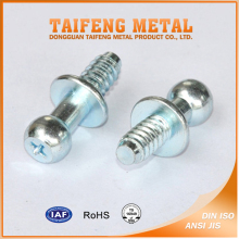 top selling carbon steel phillips head anti-theft screw