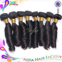 most popular double weft 6a grade cheap virgin remy unprocessed wholesale cheap short curly brazilian hair extensions