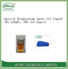 Optical Brightening Agent 113 liquid(Di sulpho, OBA for paper)