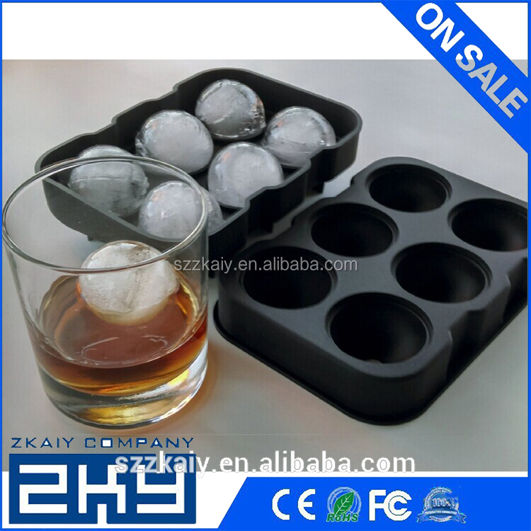 Silicone Ice Cube DIY Ice Cream Tubs Corlorful Popsicle Mold Cooking Sets