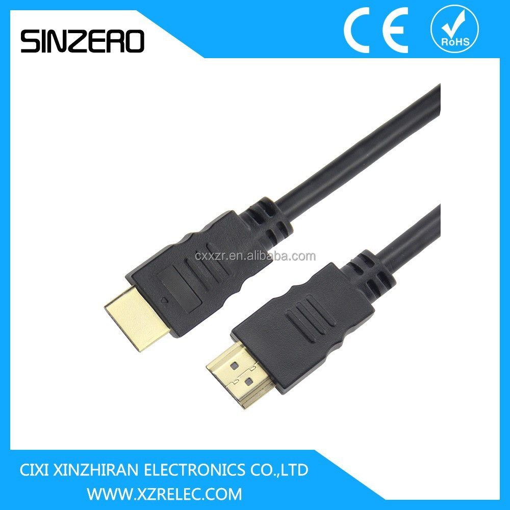 black hdmi cable/8 pin to hdmi cable/monster hdmi cable