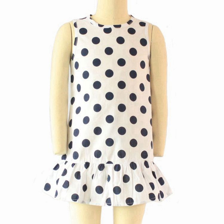 New product different types fashion kids party wear girl dress with good prices