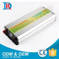 Alibaba Store 12V Dc To 220V Ac 1500W Ups Power Inverter For Electric Fan