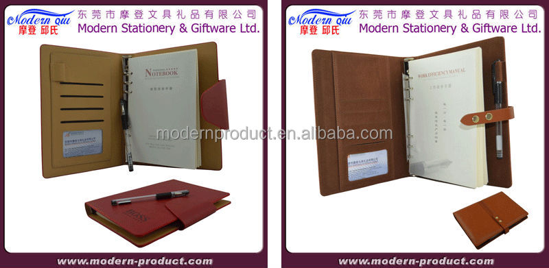 With Calculator 2014 Executive Leather Diary Book