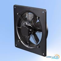 Industrial fresh air lahore fan in pakistan with certificate BASE-OV