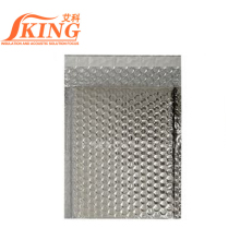 Building Material Aluminum Foil Double Air Bubble Foil Insulation
