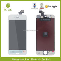A+ Black High Quality LCD Display Touch Screen Digitizer Repair For Iphone 5 5G