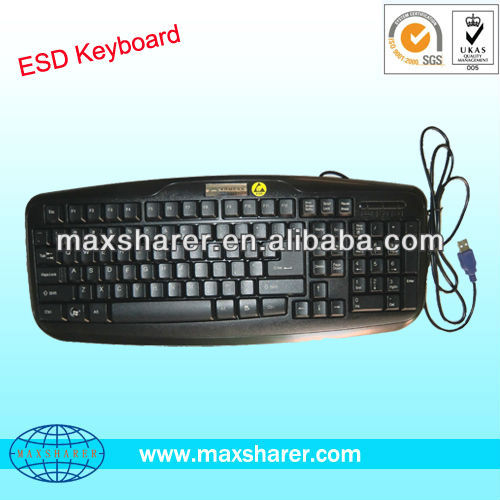 ESD Antistatic Keyboard MS-1043 From Maxsharer