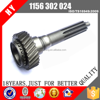 ZF S6-160 Transmission Gear Box gear shaft for bus 1156302024
