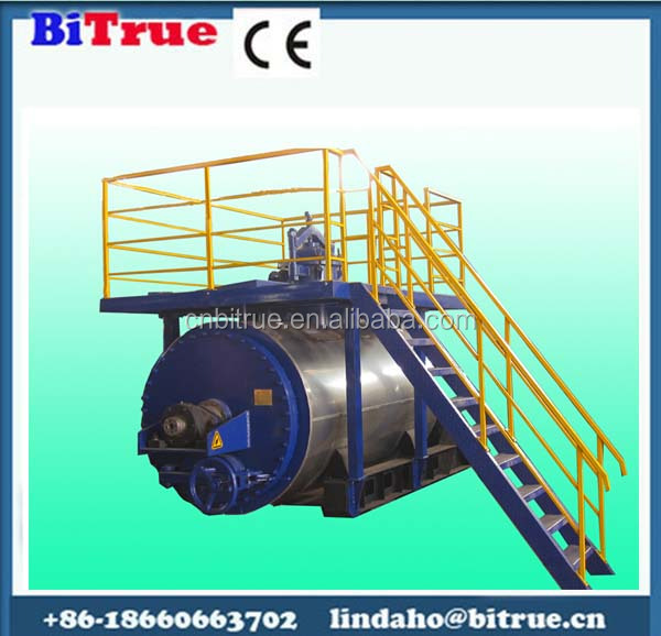 animal rendering plant for poultry wast
