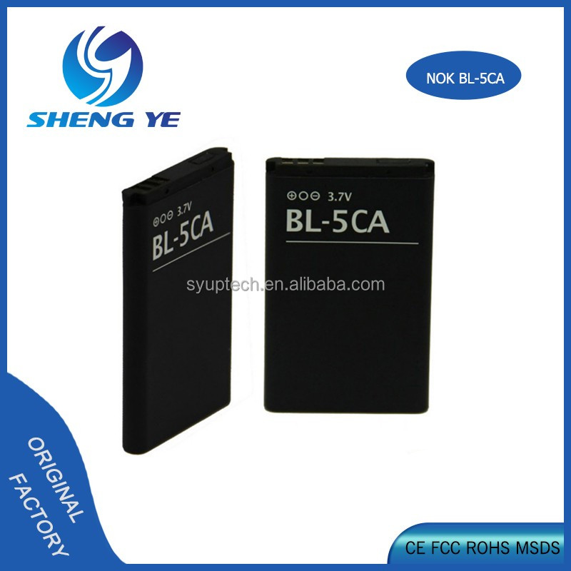 Big Sale Low Price BL-5CA battery For Nokia 1110 1112 1200 1208 2310 1680 6230