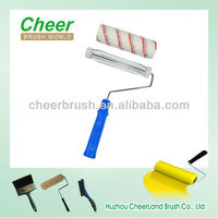 acrylic and polyester fiber roller material for paint roller
