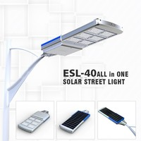new design High Power all in one Led Solar Street Light china manufacturer