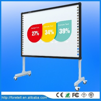 China Portable Smart Class Interactive Whiteboard