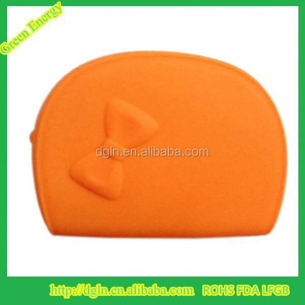 Silicone wallet/purse/bags waterproof wallet