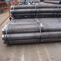 bridge type water well slotted casing pipe