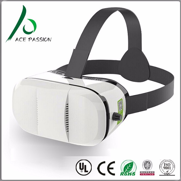 Acepassion hot product vr glasses for 3d game