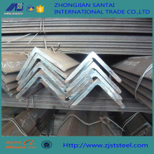 Mild steel high tensile strength of steel angle bar
