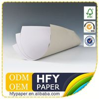 Top Class Industrial One Side Cast Coated Paper