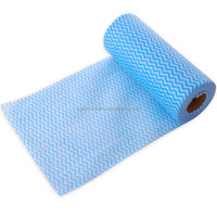 100 virgin PP polypropylene Dust Free non woven disposable cleanroom wiping rag