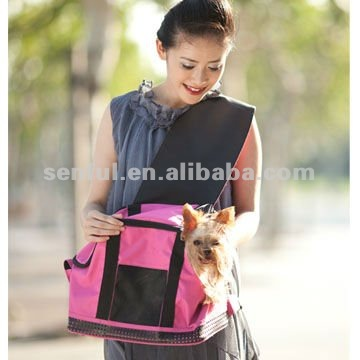 Animal travel carrier Front pet carrier
