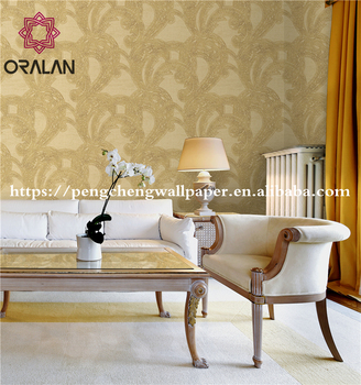 waterproof modern new design pattern pvc vinyl wallpaper for home decoration
