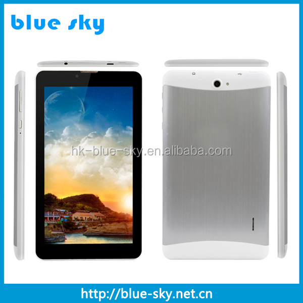 High quality cheap price 7inch MTK8312 2g android tablet pc can make phone call
