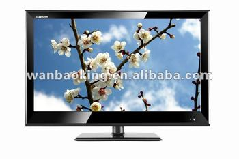 Cheap 46inch 3d led tv for home and hotel use