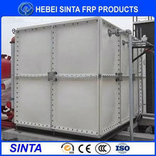big size construction site frp pressure vessel tank