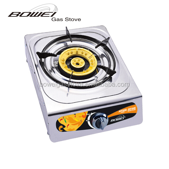 Auto ignition japanese gas stove