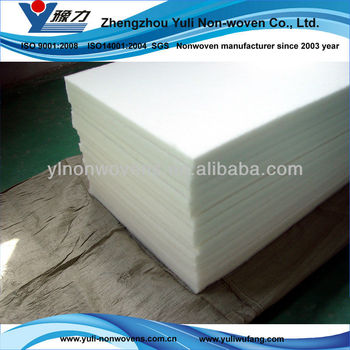 100% High polymer mattress nonwoven pad material