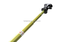 Telescopic Handheld Professional Monopod Camera Extender Pole with Tripod Mount for Gopro Hero 1 2 3 3+ Camera