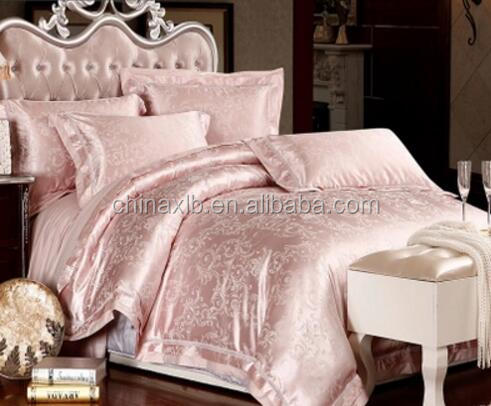 home bedding sets satin/cotton sateen duvet covers and sheets sets/quality sheet