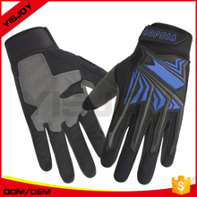 Comfortable motorcycle racing gloves youth