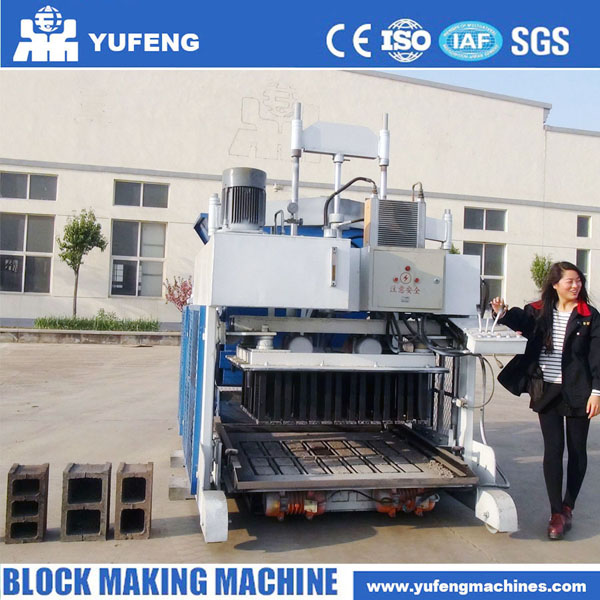 innovative new product hollow brick machinery DMYF-12A