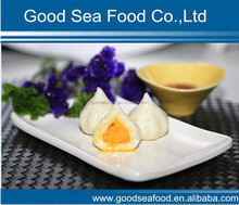 Frozen high quality fish ball with roe