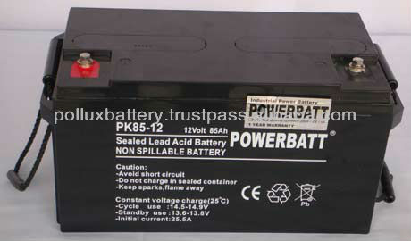UPS Battery 12Volt 85Ah for UPS Backup System