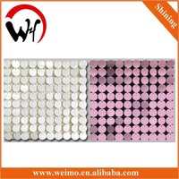 Sequin wall decoration board