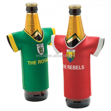 New arrived and customise printing neoprene beer bottle covers