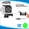 Hot new sports action camera fhd 1080p bike mount video camcorder driving waterproof dv camera