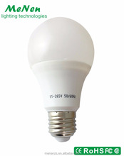 led bulb aluminum housing 3W 5W 7W 9W 12W 15W E27 base led bulb