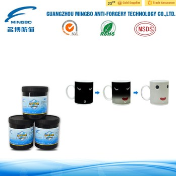 Good quality temperature sensitive thermochromic ink