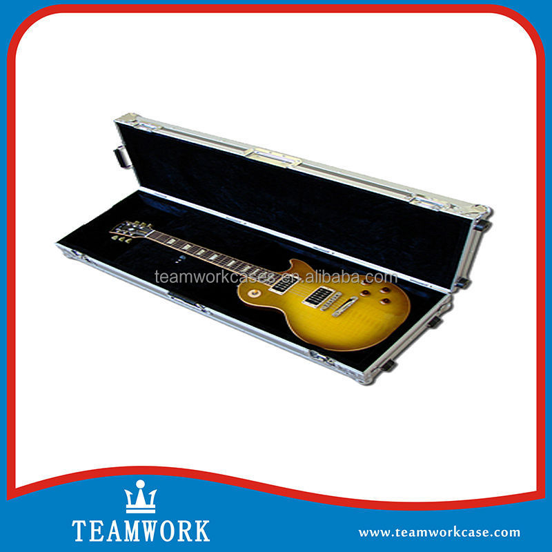 Music Instrument Gibson Les Paul Custom Lite Electric Guitar flight case