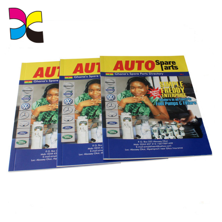 Auto spare parts catalogue