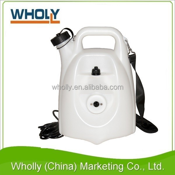 portable disinfecting cold fogger for poultry house
