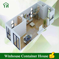 Prefabricated Appartments 1 Bedroom Mobile Homes Container House Designs