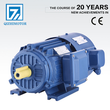 3 phase 220v 75kw 100hp electric 1450 rpm motor