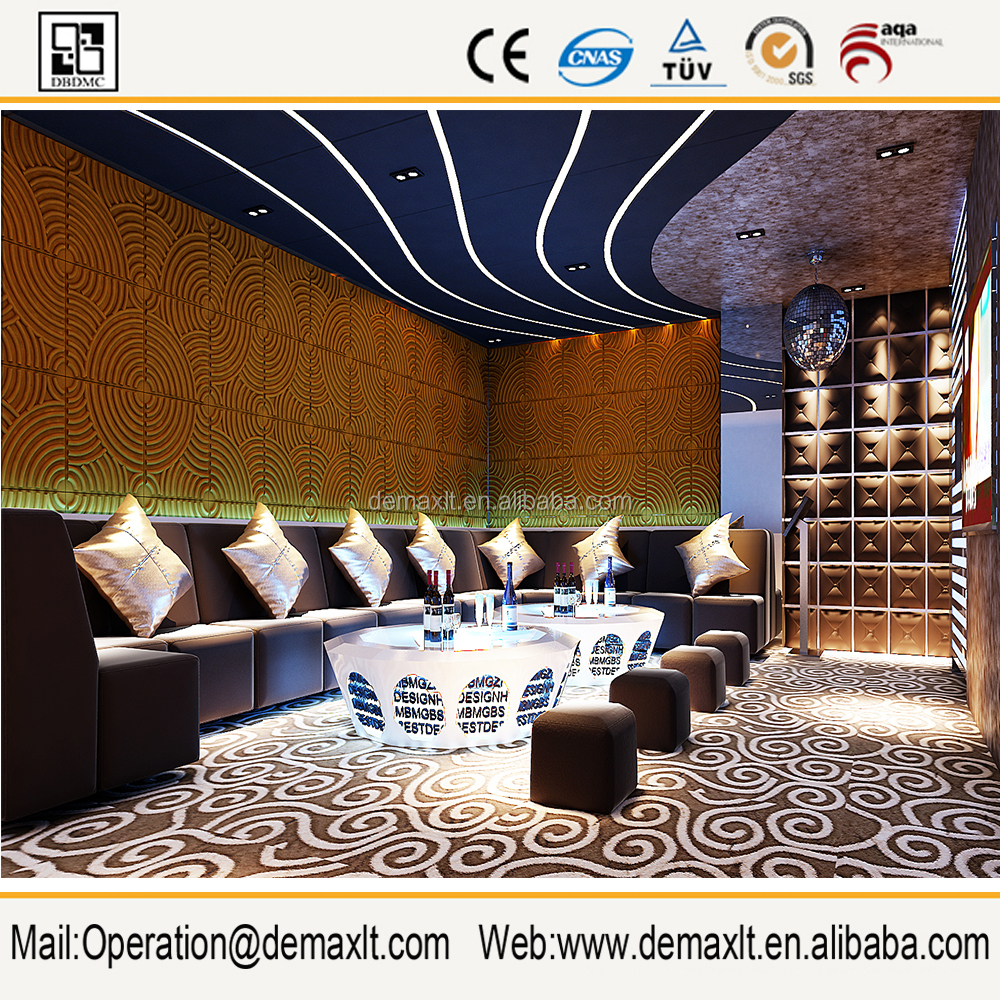 3d wall panels mdf decorative mouldings decoration wedding for Decoration cost per m2